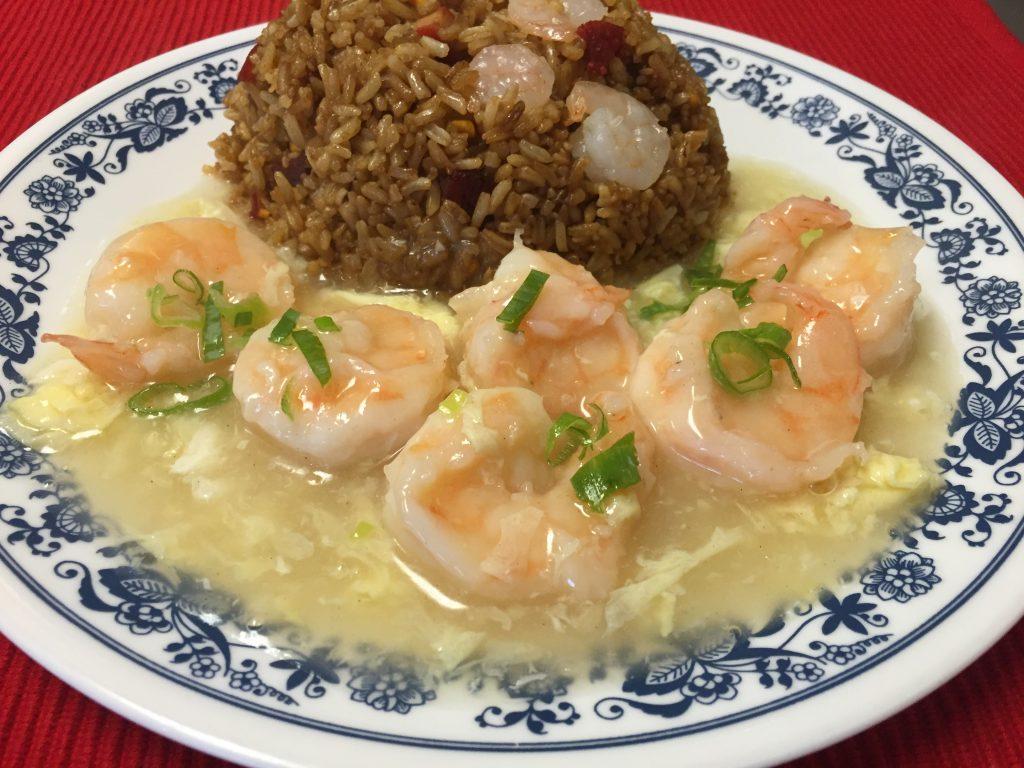 Shrimp Lobster Sauce